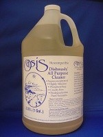 4 gallons Oasis Biocompatible Dish Soap - Local PU Only