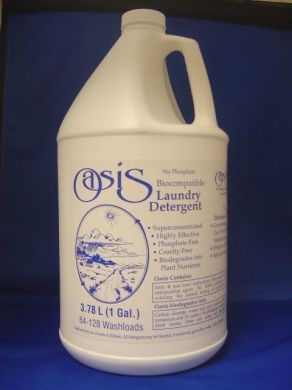 4 gallons Oasis BioCompatible Laundry Soap - Local PU Only
