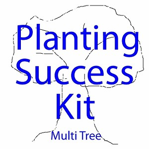 Planting Success Kit - Multi Tree BUNDLE